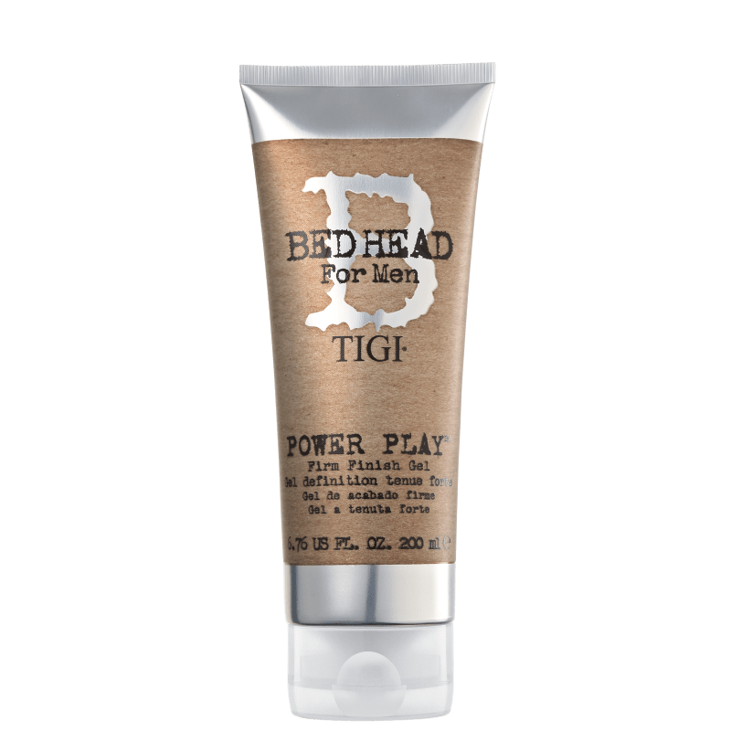 TIGI Bed Head For Men Power Play Firm Finish - Gel Modelador 200ml