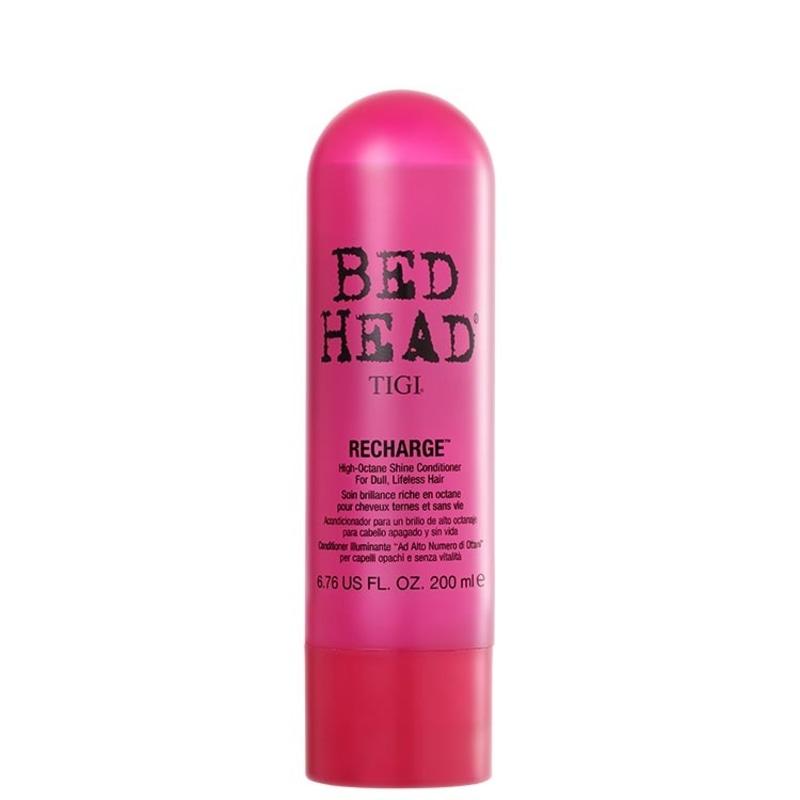 TIGI Bed Head Recharge High-Octane Shine Conditioner - Condicionador 200ml