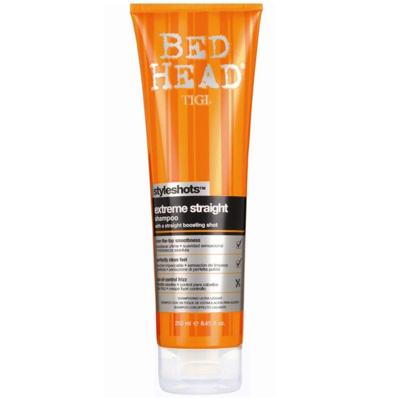 TIGI Bed Head Styleshots Extreme Straight - Shampoo 250ml