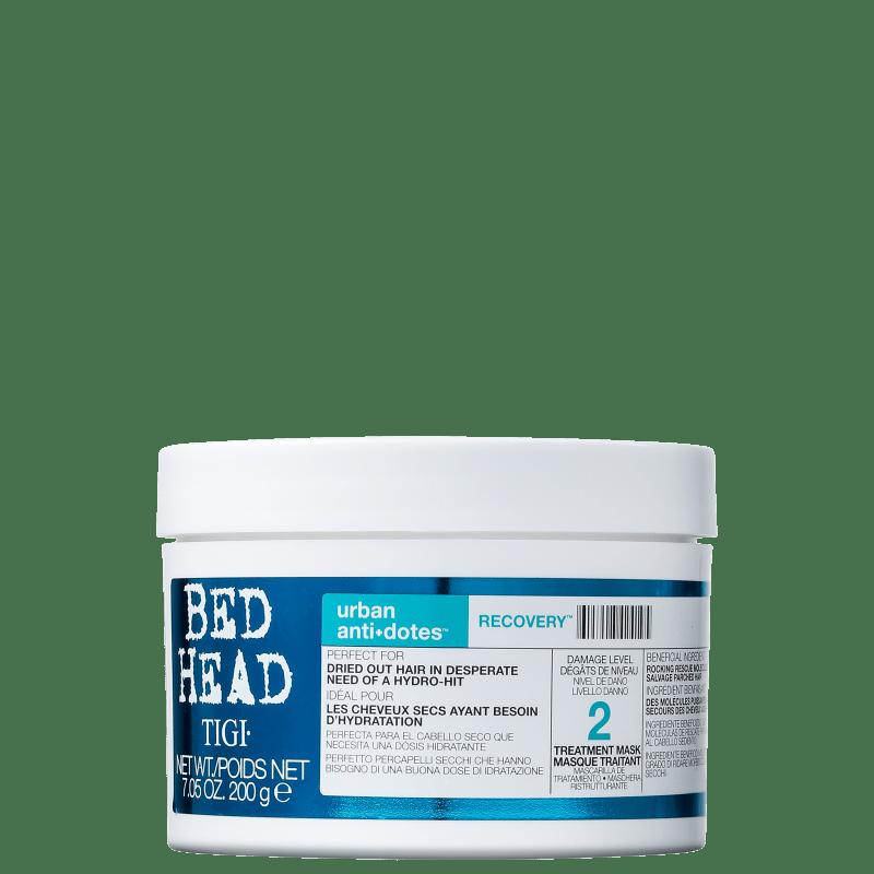 TIGI Bed Head Urban Anti+Dotes #2 Recovery Treatment Mask - Máscara de Tratamento 200ml