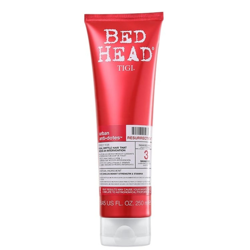 TIGI Bed Head Urban Anti+Dotes #3 Resurrection - Shampoo 250ml