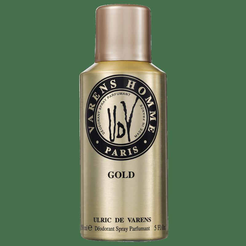 Ulric de Varens Homme Gold - Desodorante Masculino 150ml