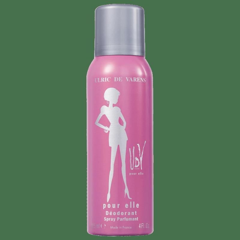 Ulric de Varens Pour Elle - Desodorante Feminino 125ml