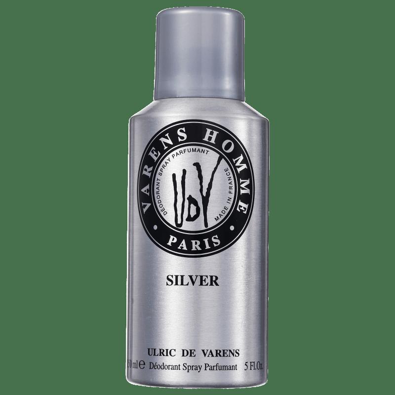Ulric de Varens Varens Homme Silver - Desodorante Masculino 150ml