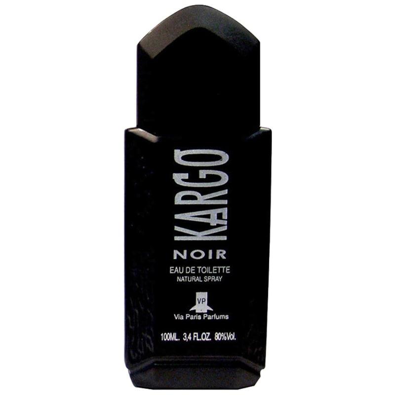 Kargo Noir Via Paris Eau de Toilette - Perfume Masculino 100ml