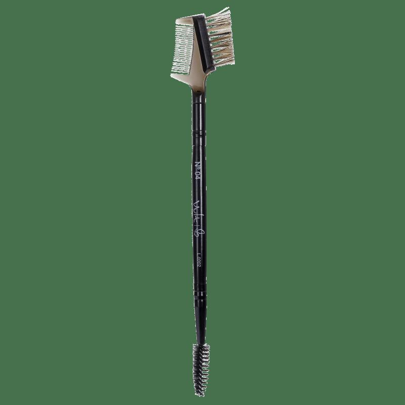 Vult #04 Escova - Pincel para Cílios e Sobrancelhas