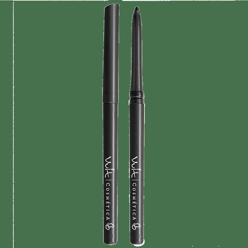 Vult Cosmética Lapiseira Retrátil Preto Opaco - Lápis de Olho 0,28g