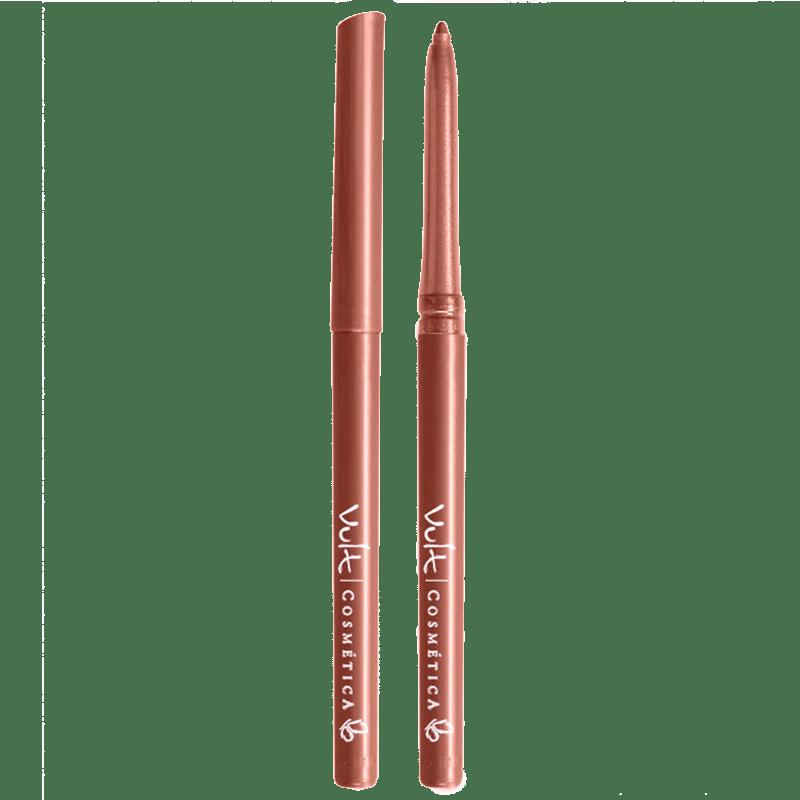 Vult Cosmética Retrátil 01 Natural - Lápis de Boca 0,25g