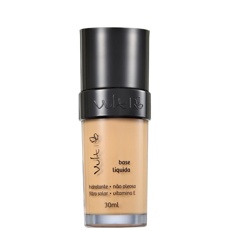 Vult Make Up 03 Bege - Base Líquida 30ml