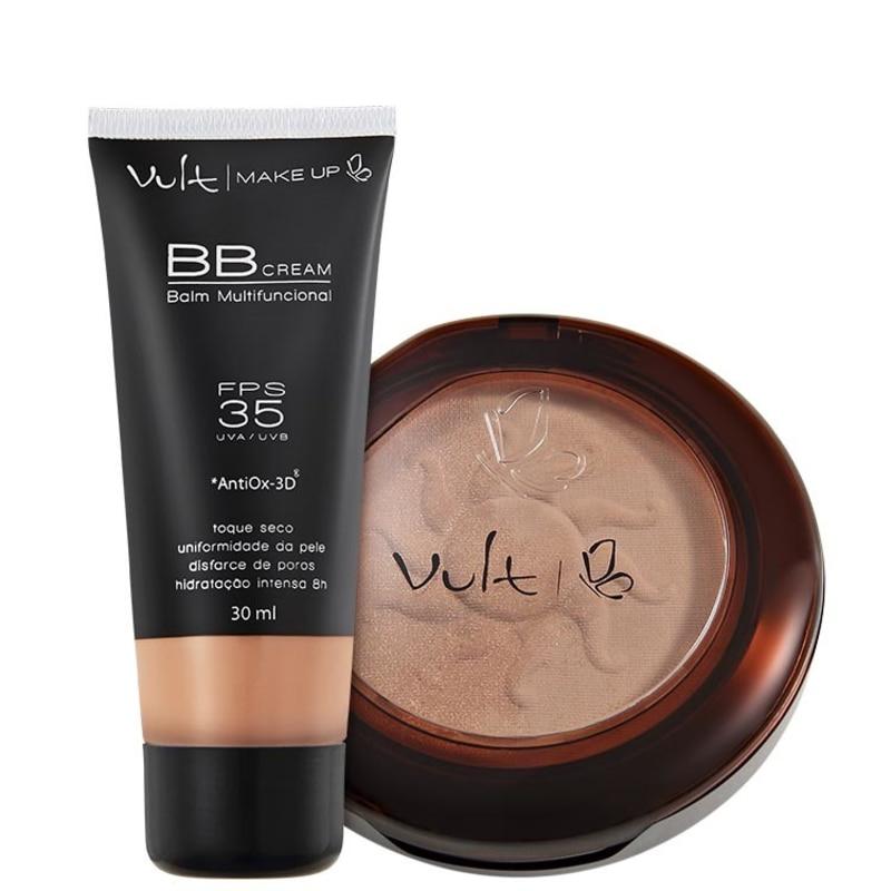 Kit Vult Make Up Balm Duo 03 (2 produtos)