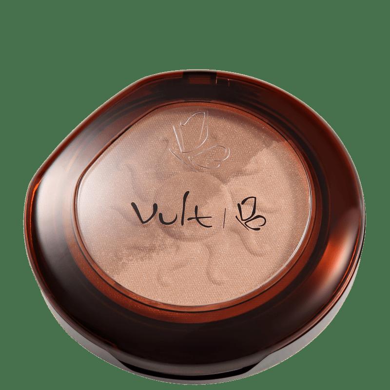 Vult Make Up Compacto Duo Soleil 01 - Pó Iluminador e Bronzer 8g