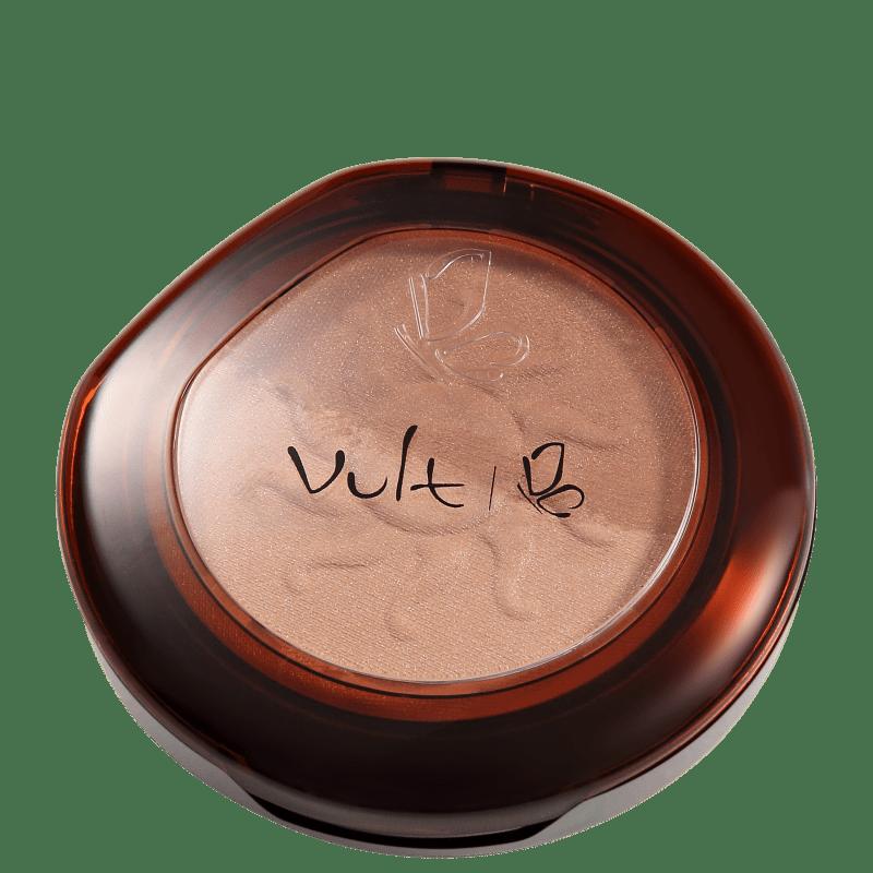Vult Make Up Compacto Duo Soleil 02 - Pó Iluminador e Bronzer 8g