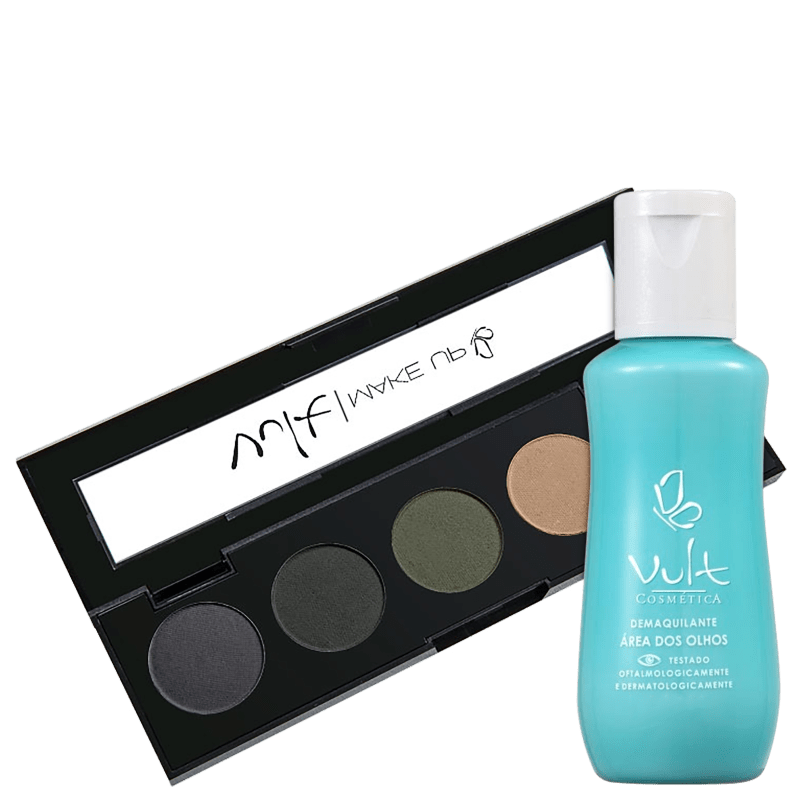 Vult Make Up Glam Eyes Kit (2 Produtos)