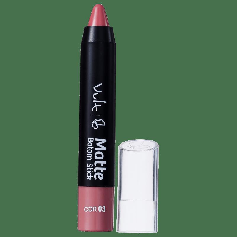 Vult Matte Stick Cor 3 - Batom 2,8g