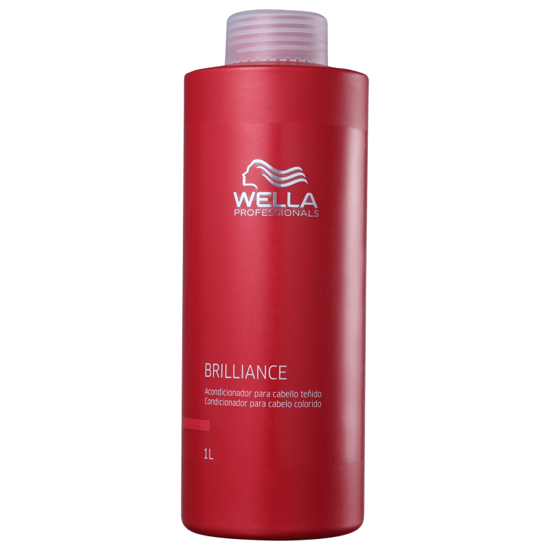 Wella Professionals Brilliance - Condicionador 1000ml