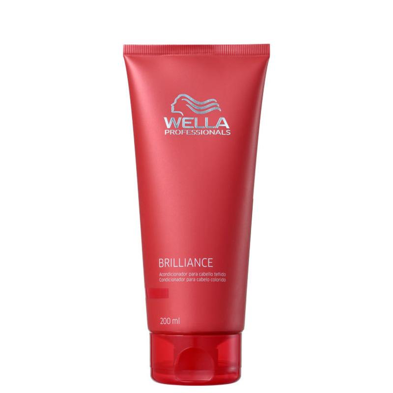 Wella Professionals Brilliance Conditioner - Condicionador 200ml