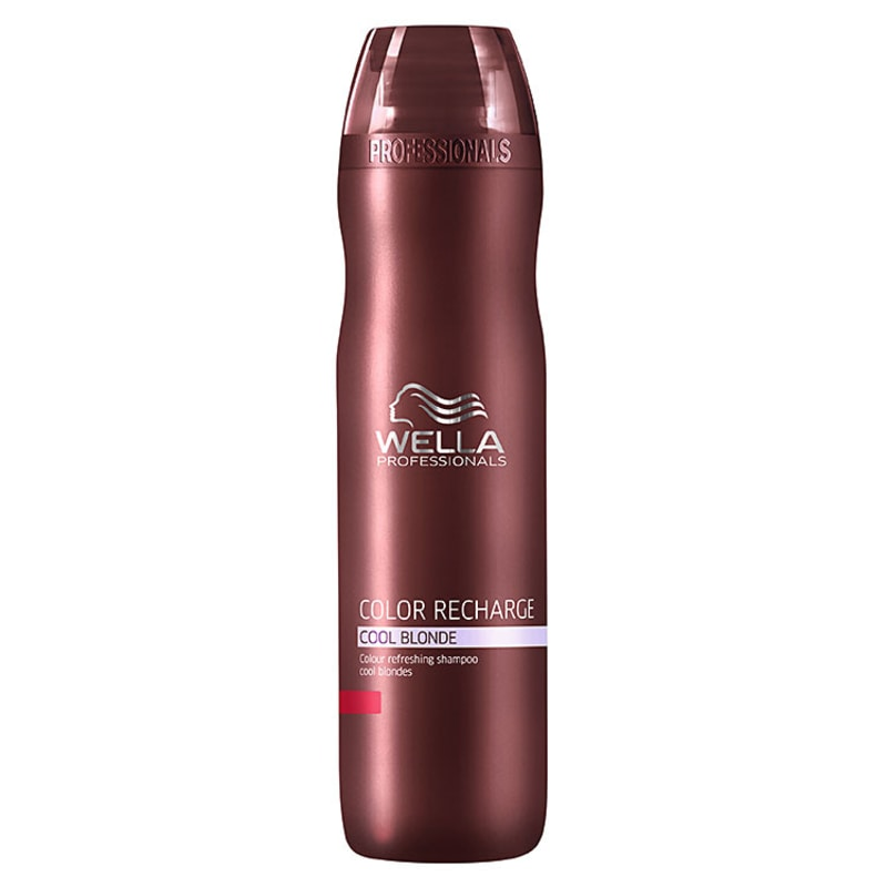 Wella Professionals Color Recharge Cool Blonde - Shampoo 250ml