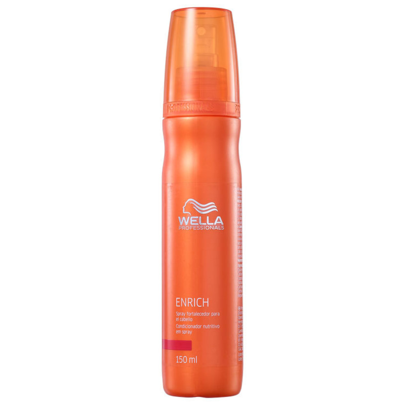 Wella Professionals Enrich Detangling Spray - Spray Fortalecedor 150ml