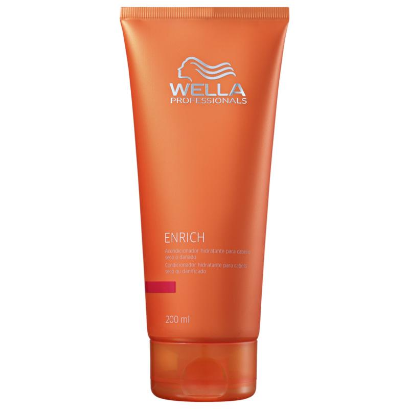 Wella Professionals Enrich Moisturizing Conditioner - Condicionador 200ml
