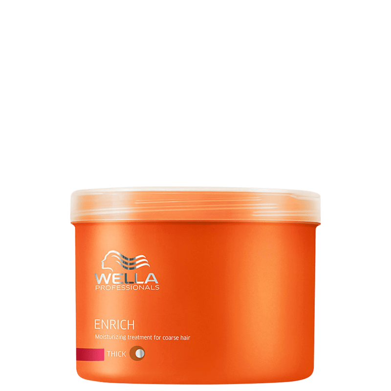 Wella Professionals Enrich Moisturizing Treatment for Coarse Hair - Máscara 500ml