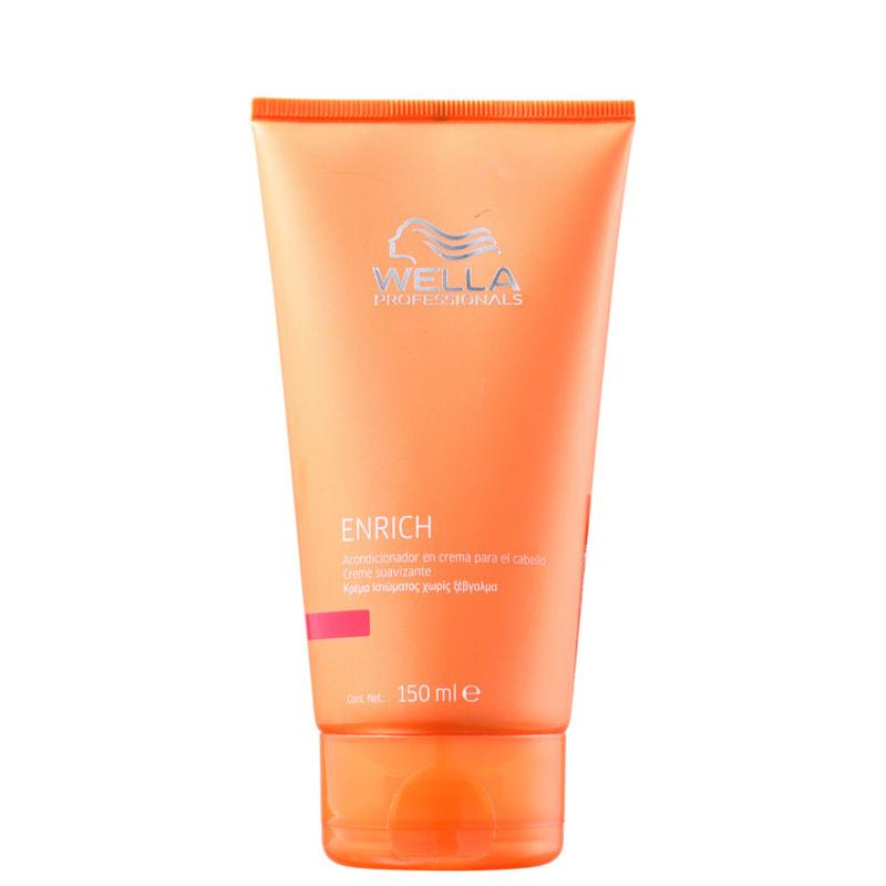 Wella Professionals Enrich Straight Cream - Leave-In 150ml