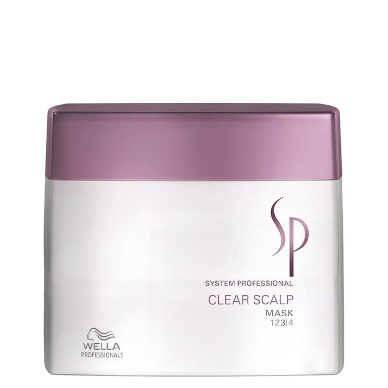 SP System Professional Clear Scalp Mask - Máscara de Tratamento 400ml