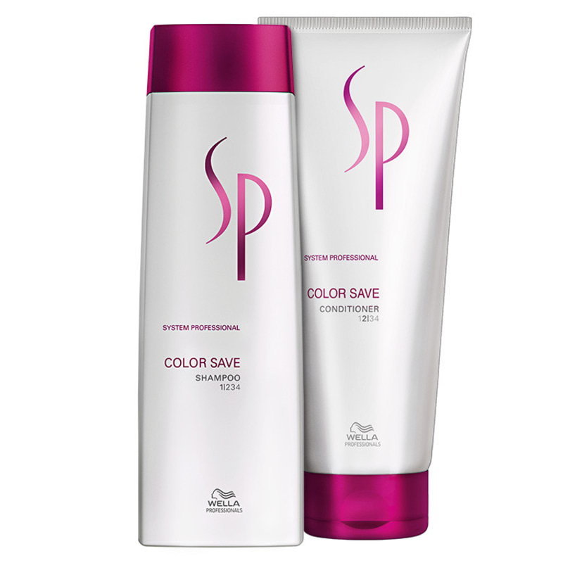 SP System Professional Color Save Duo Kit (2 Produtos)
