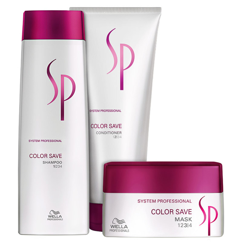 Kit SP System Professional Color Save (3 Produtos)
