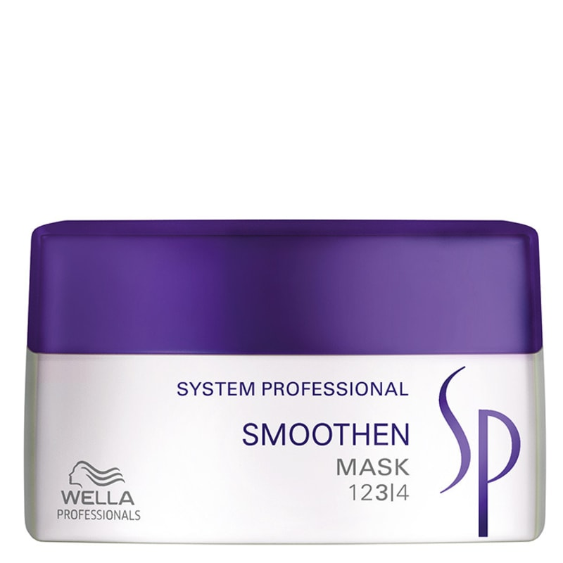 SP System Professional Smoothen Mask - Máscara de Tratamento 200ml