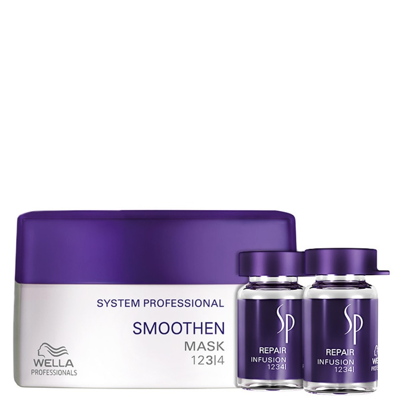 SP System Professional Smoothen Repair Kit (2 Produtos)
