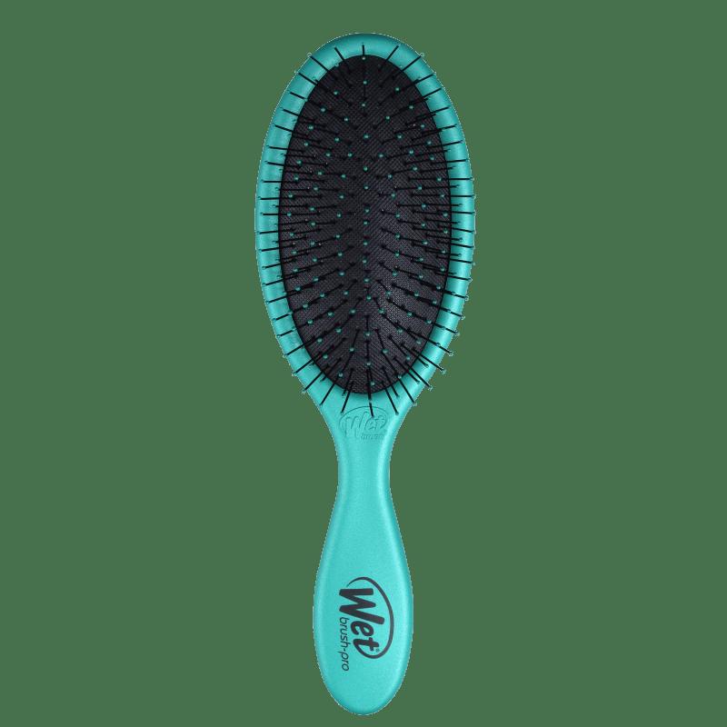 Wet Brush Pro Verde – Escova de Cabelo
