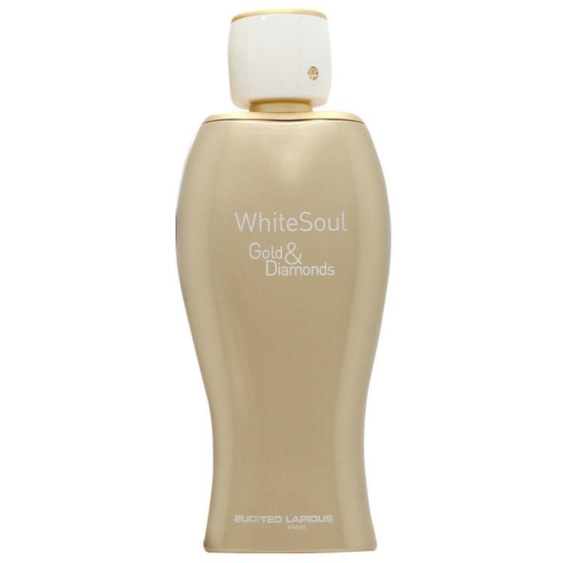 White Soul Gold & Diamonds Ted Lapidus Eau de Parfum - Perfume Feminino 100ml
