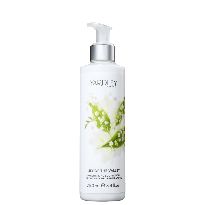 Yardley Lily of the Valley - Loção Hidratante Corporal 250ml