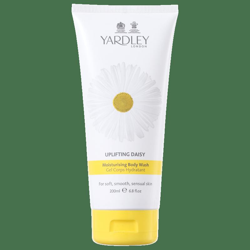 Yardley Uplifting Daisy Moisturising Body Wash - Gel de Banho 200ml