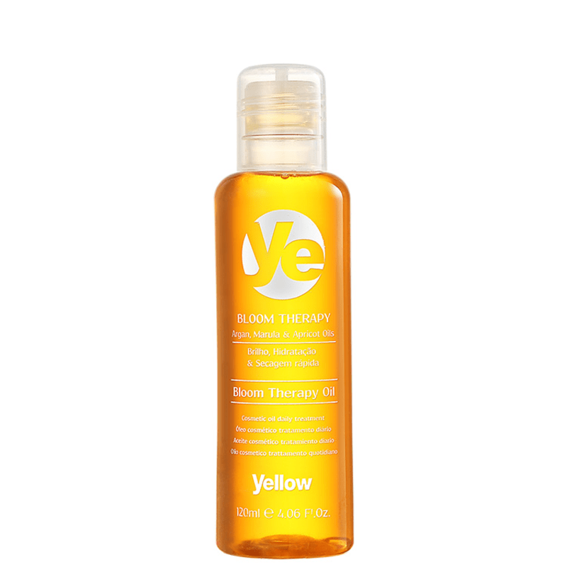Yellow Bloom Therapy Oil - Óleo Capilar 120ml