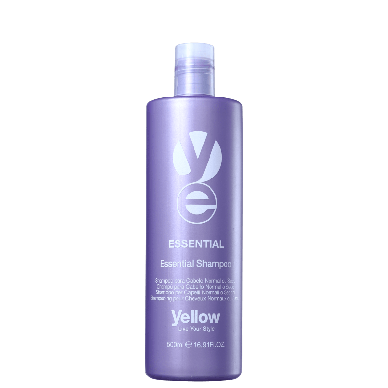 Yellow Essential - Shampoo 500ml