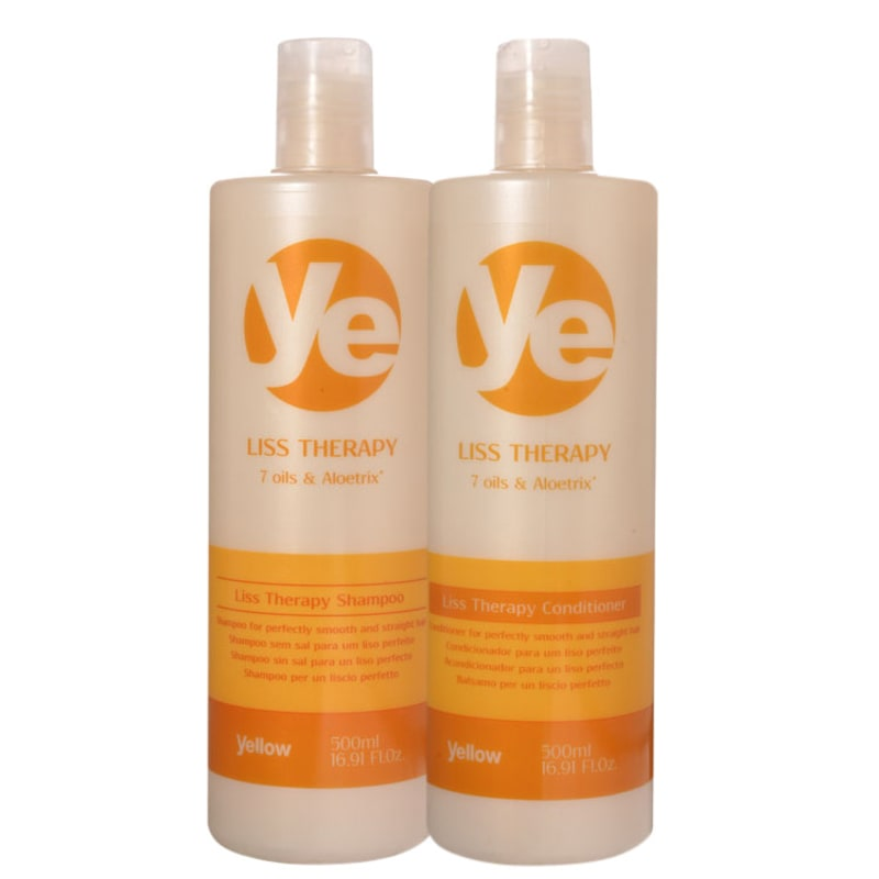 Yellow Liss Therapy Duo Kit (2 Produtos)