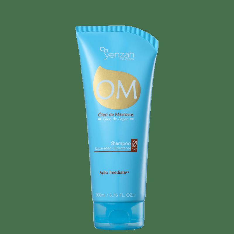 Yenzah OM Óleo de Marrocos Reparador Hidratante - Shampoo 200ml