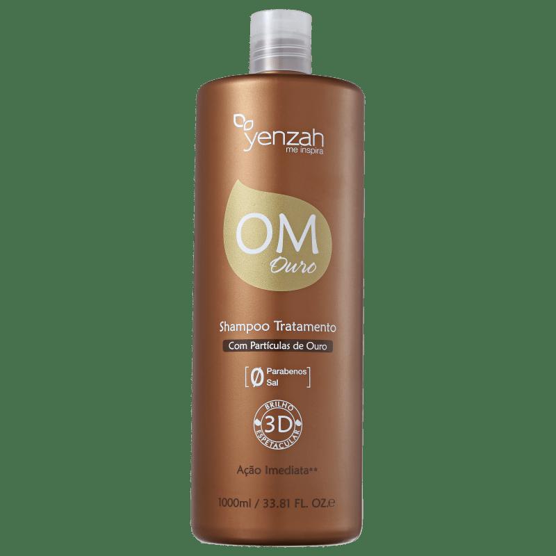 Yenzah OM Ouro - Shampoo 1000ml