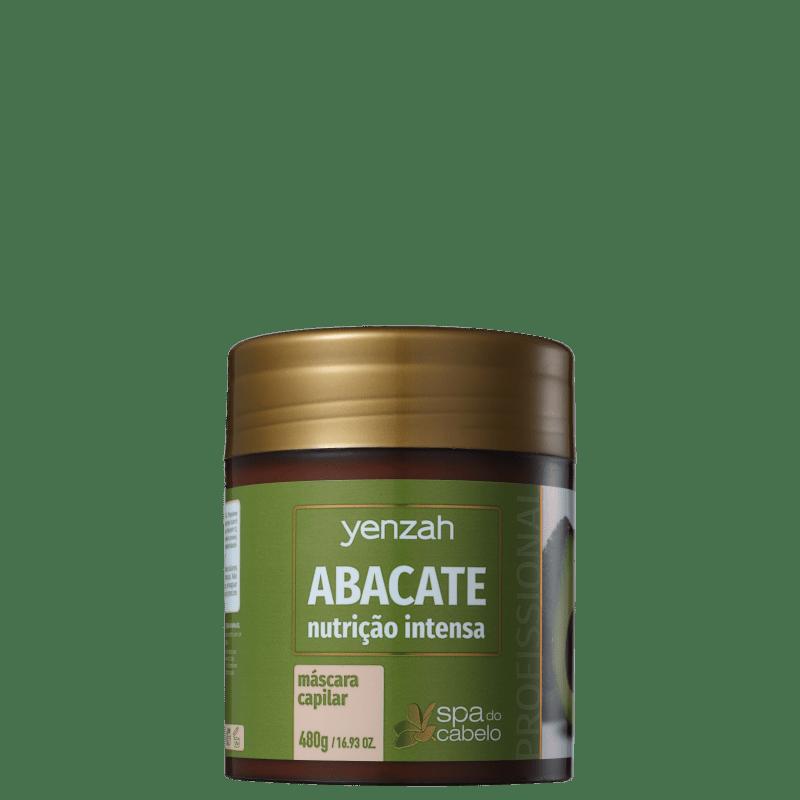 Yenzah SPA dos Cabelos Abacate - Máscara 480g