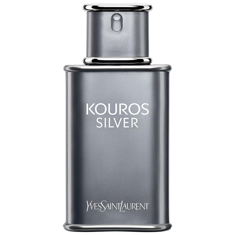 Kouros Silver Yves Saint Laurent Eau de Toilette - Perfume Masculino 100ml