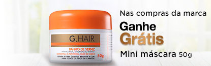 Shampoo G.Hair