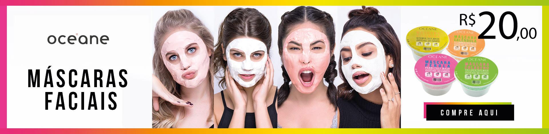 Máscaras Facias