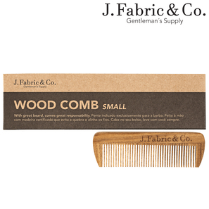 WOOD COMB SMALL - J. Fabric and Co.