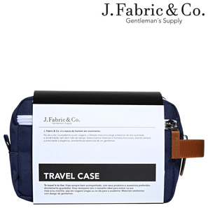 TRAVEL CASE AZUL - J. Fabric and Co.