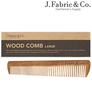 WOOD COMB LARGE