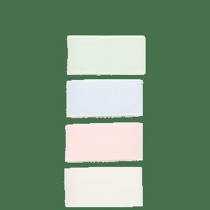 4 Strip Sponge - Esponja Para Maquiagem (4 Unidades)