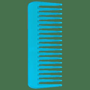 Color Comb Wide Azul - Pente