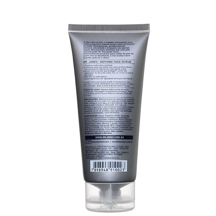 ISOTONIC FACE SCRUB