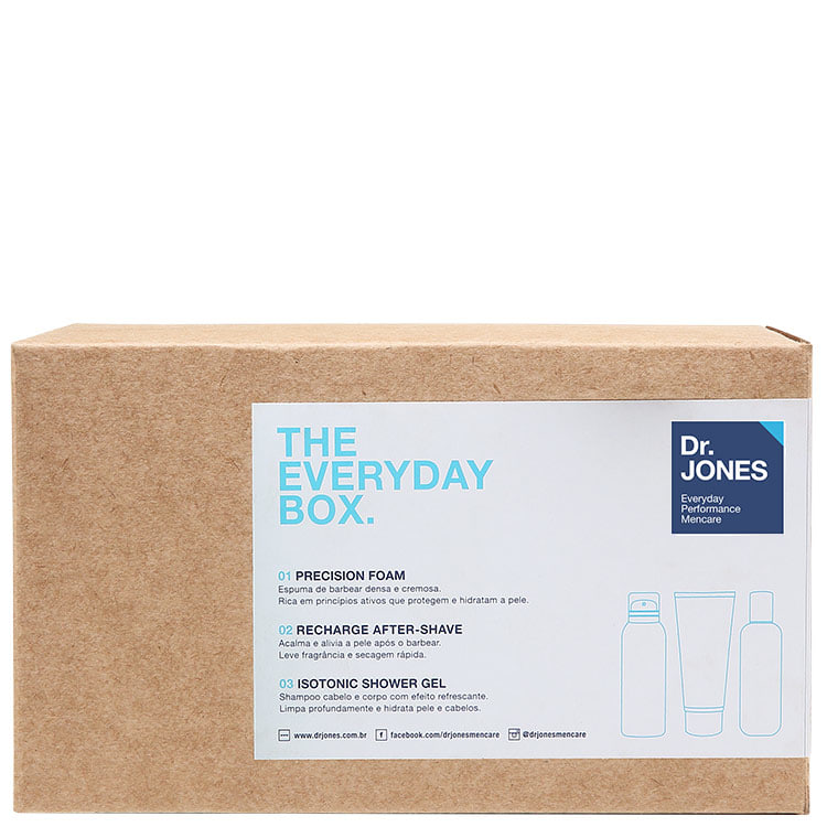 THE EVERYDAY BOX